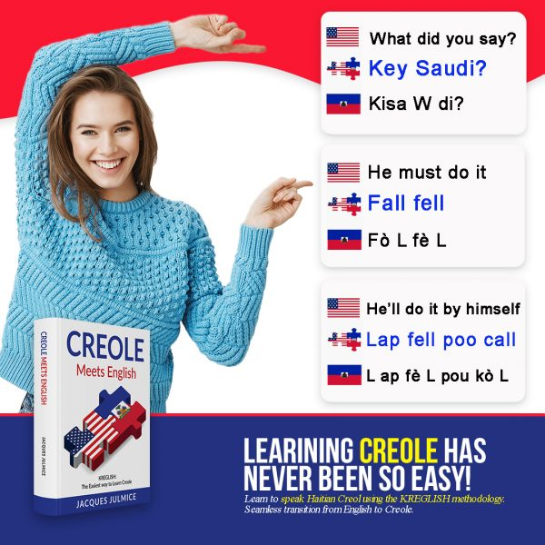 Learn to Speak Creole by Reading English